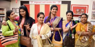 Ga Sahajan Star Pravah Serial Actress Photo