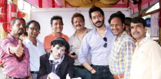 Muhurt shot for Marathi Movie Charlie is Back