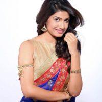 Rasika Sunil Saree Photos