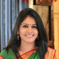Akshaya Deodhar Photos in Saree