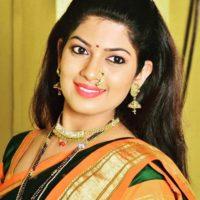 Dhanashri Kadgaonkar Marathi Actress HD Photos