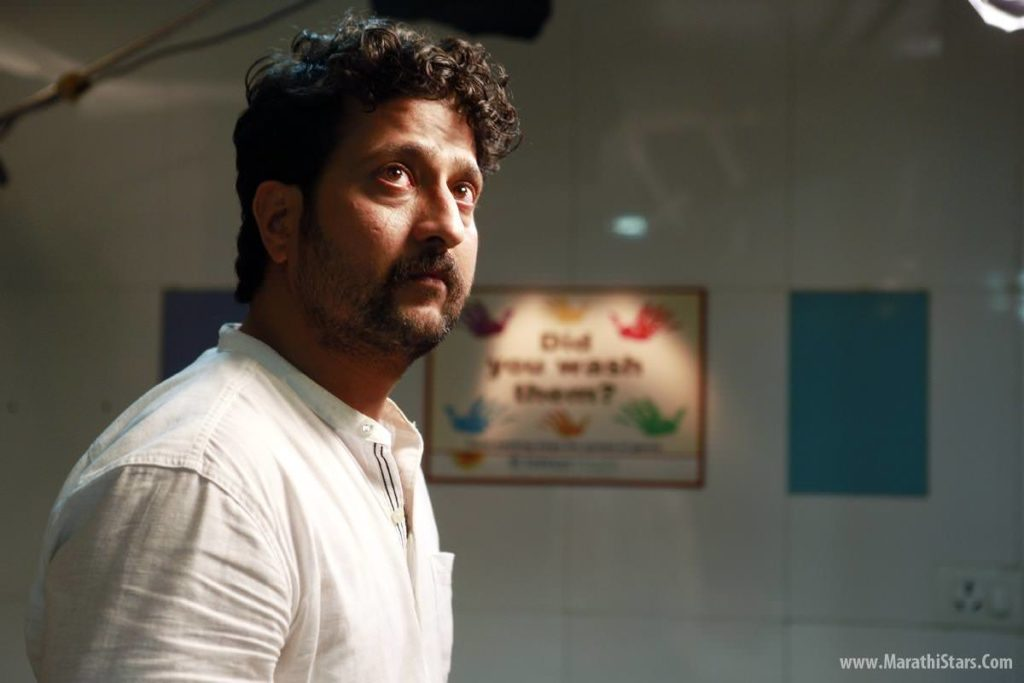Jitendra Joshi Ventilator Marathi Movie Photo
