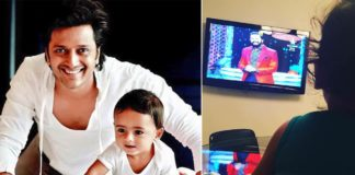 Junior Deshmukh Finds His Dad Lai Bhari - Riteish Deshmukh & Rian
