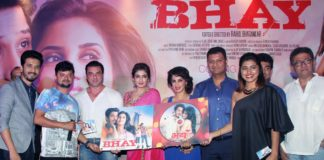 Raveena Tandon expresses desire to do Marathi Films at Music Launch of 'Bhay'