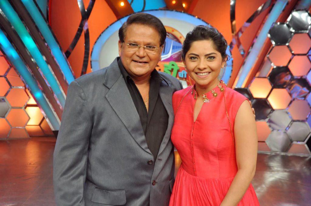 Sonali Kulkarni & Mahesh Kothare