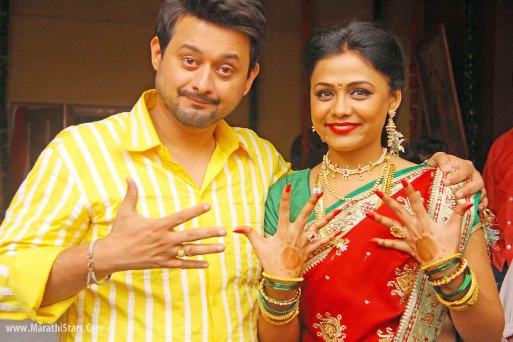 Swapnil Joshi & Prarthana Behare - Fugay Movie