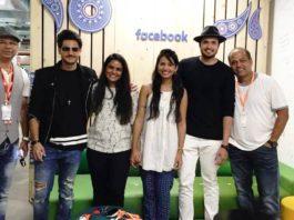 Marathi Stars at Facebook Headquarters