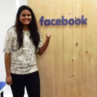 Sayali Pankaj Facebook Headquarters Photos