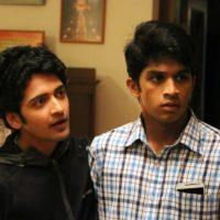 Sumedh Mudgalkar & Rohit Phalke Manjha Marathi Movie Stills
