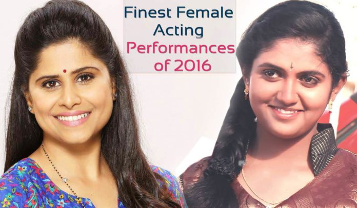 5 Finest Female Acting Performances of 2016 in Marathi! - Marathi Actress Best Top