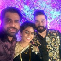 Director Aditya Sarpotdar With New Couple
