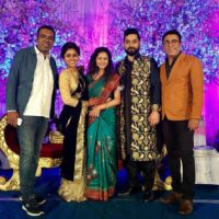 Marathi Celebraties at Mrunmayee Deshpande wedding ceremony