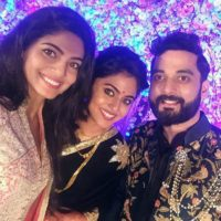 Pooja Sawant at Mrunmayee Deshpande Marriage