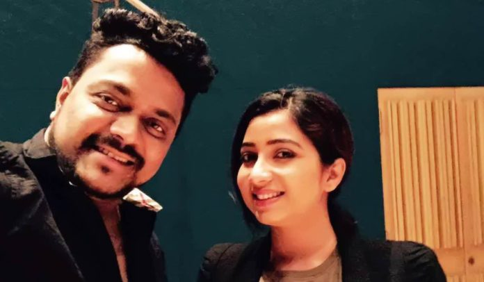Shreya Ghoshal's Melodious Voice for Deva