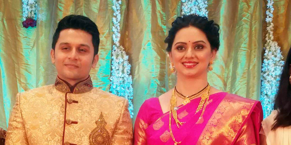 shruti marathe amp gaurav ghatnekar marriage wedding photos
