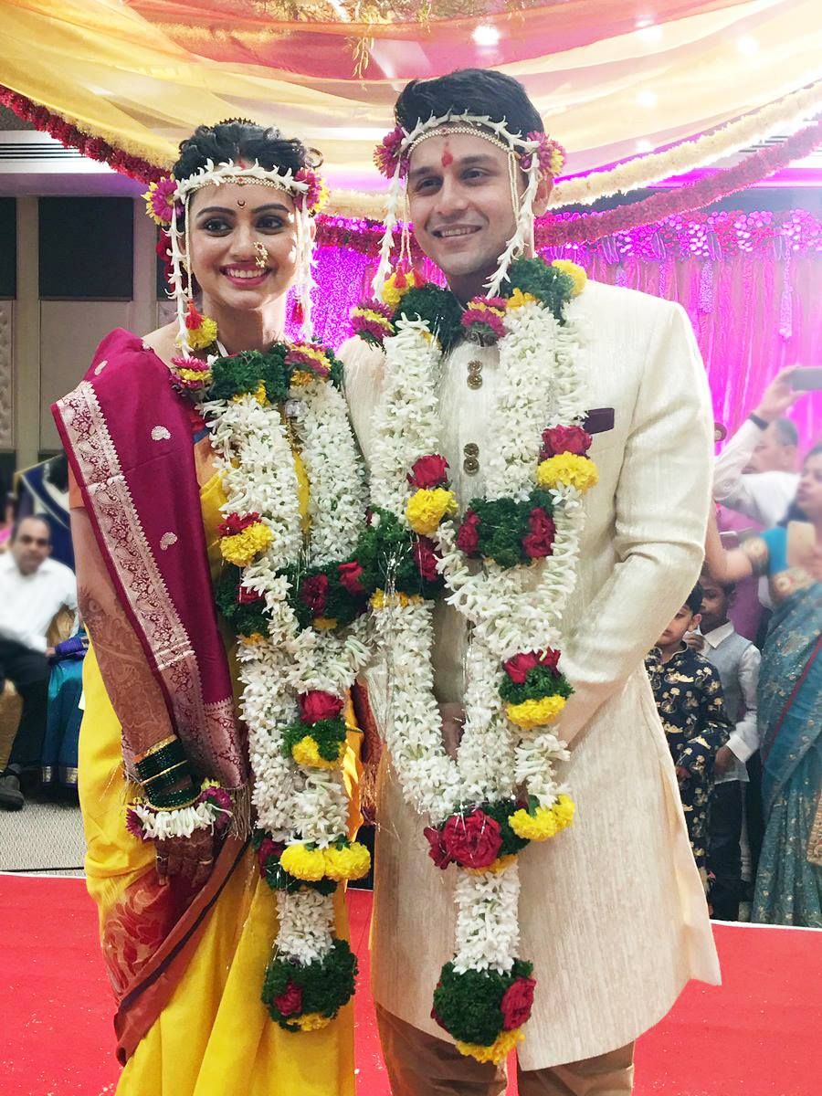 Shruti Marathe  Gaurav Ghatnekar Marriage Wedding Photos-2255