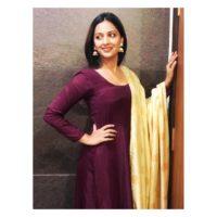 Tejashri Pradhan Instagram Photos