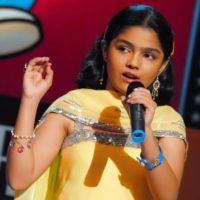 Aarya Ambekar Childhood Photo