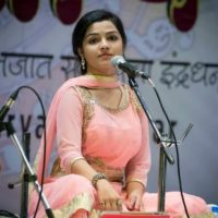 Aarya Ambekar Marathi Singer