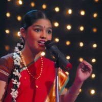 Aarya Ambekar in little champ