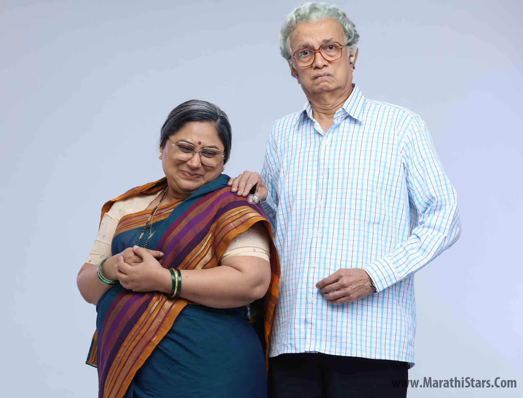 dilip prabhavalkar wife