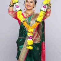 Naktichya Lagnala Yaycha Ha Serial Actress Prajakta Mali