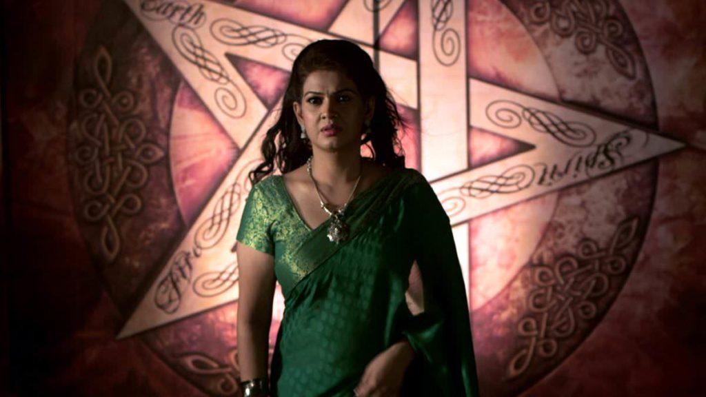 Pradnya jadhav in colors marathi Serial Chahul