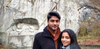 Sayali Sanjeev & Rishi Saxena - Kahe Diya Pardes Actors