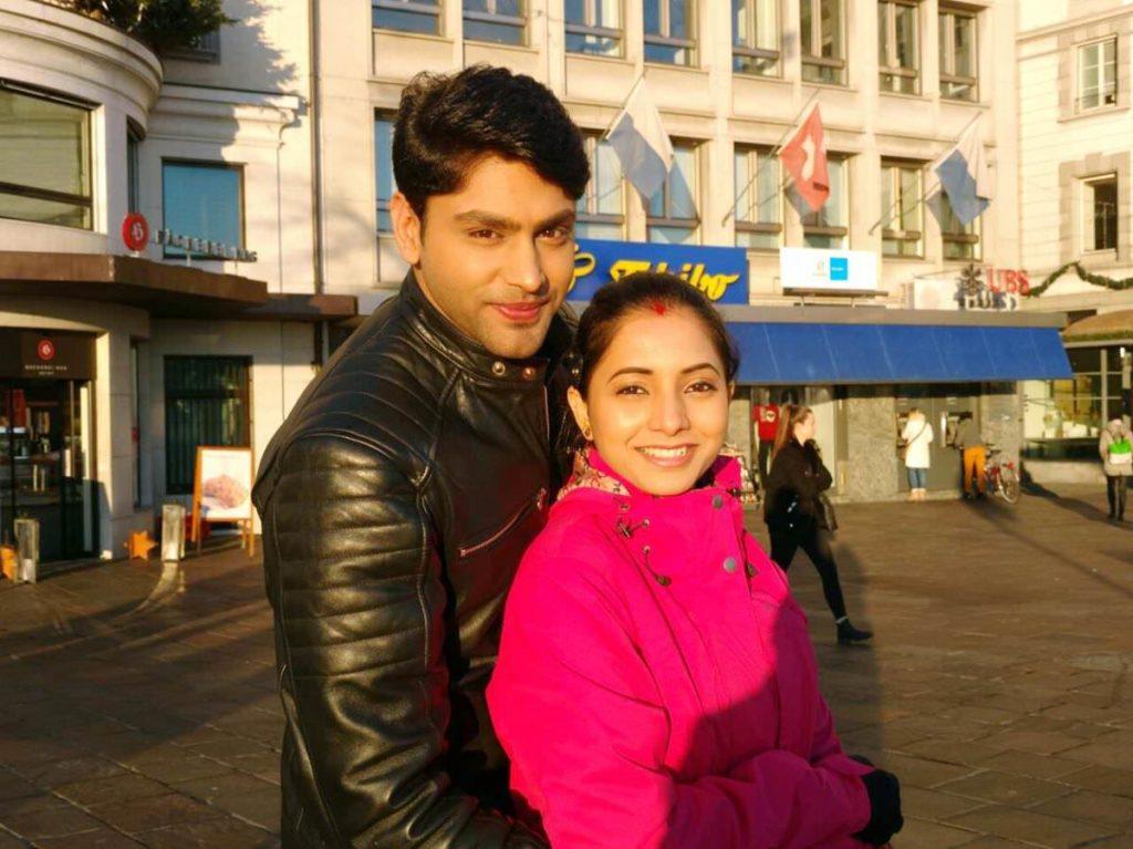 Shiv & Gauri - Kahe Diya Pardes