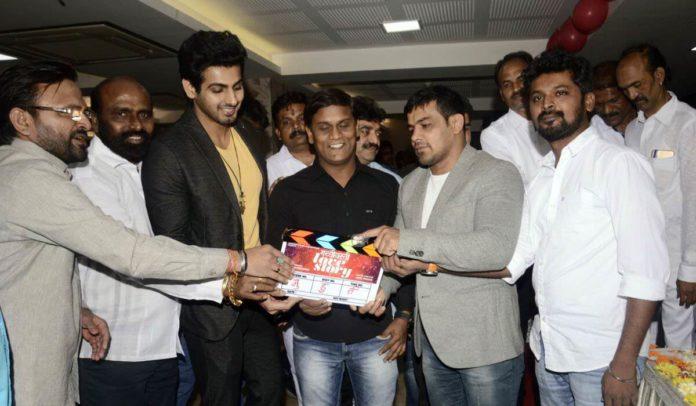 Star Wrestler Sushil Kumar Inaugurates Gachchivarchi Love Story