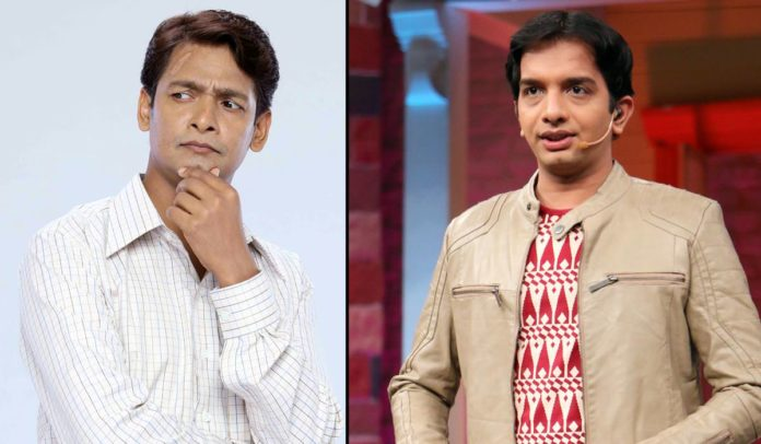 Dr Nilesh Sabale replaced by Priyadarshan Jadhav in Chala Hawa Yeu Dya