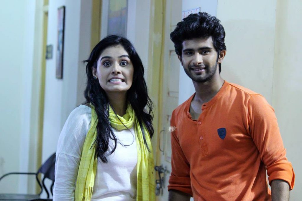 Gargi & Aditya Man Baware Prem He Serial Actors