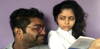 Kushal Badrike with Wife - Anubhava che Bol