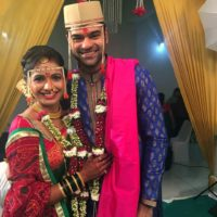 Marathi Actors Mayuri Wagh & Piyush Ranade Marriage Photos