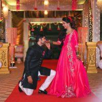 Newly Married Couple Mayuri & Piyush