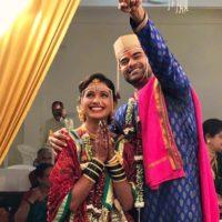 Piyush Ranade & Mayuri Wagh Marriage Photos