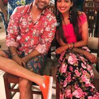 Piyush Ranade & Mayuri Wagh sangeet party Photo