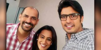 Spruha Joshi & Gashmeer Mahajani