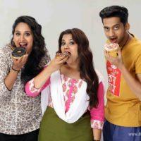 Swanandi Tikekar, Pooja Thombre & Amey Wagh
