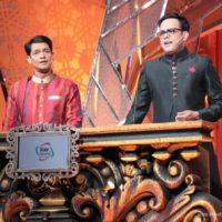 Anchors Duo Zee Chitra Gaurav 2017