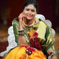Anjali - Akshaya Deodhar Tujyat Jeev Rangala Serial