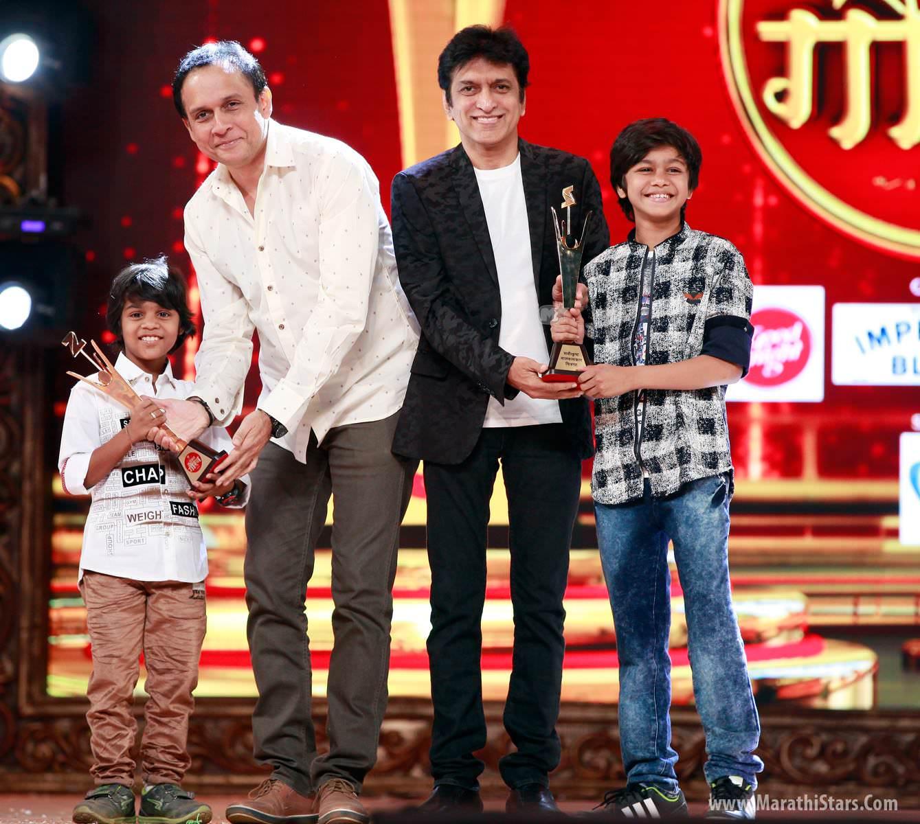 Zee Chitra Gaurav 2017 : Award Winners List & Photos