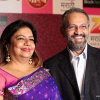 Dr. Madhu Chopra and Rajesh Mapuskar