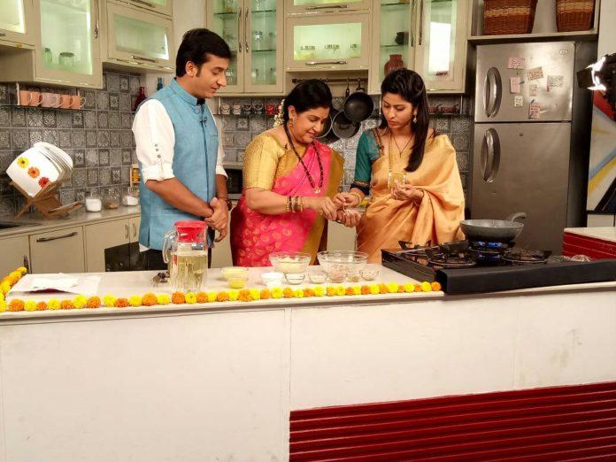 Khavaiyye giri zee marathi actress