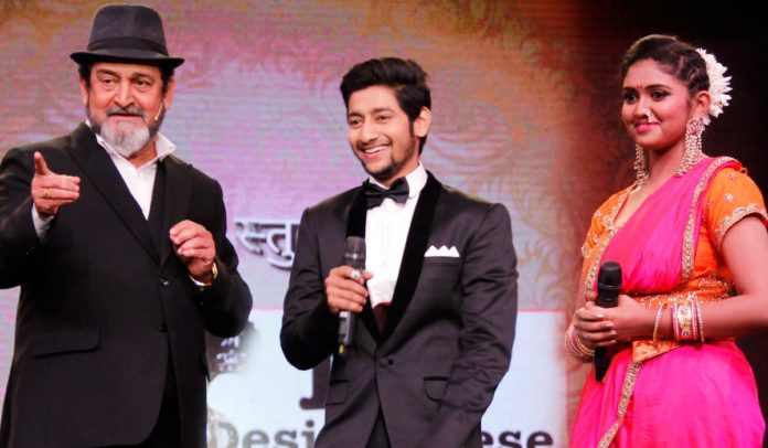 Mahesh Manjrekar, Akash Thosar & Rinku Rajguru