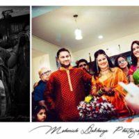 Marathi Actress Manava Naik Marriage Photos (2)