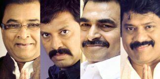 Nagarsevak Sayaji Shinde Ganesh Yadav Sunil Tawde and Sanjay Khapre as villain