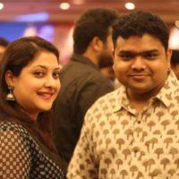 Nilam Sawant & Sameer Khandekar