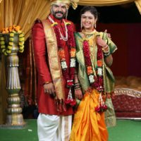 Rana Hardeek joshi Anjali Akshaya Deodhar Marriage in Tv Serial
