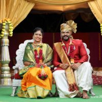 Ranada Anjali Marriage Photos